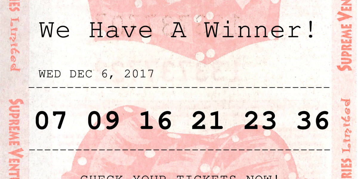 lotto – Supreme Ventures Limited