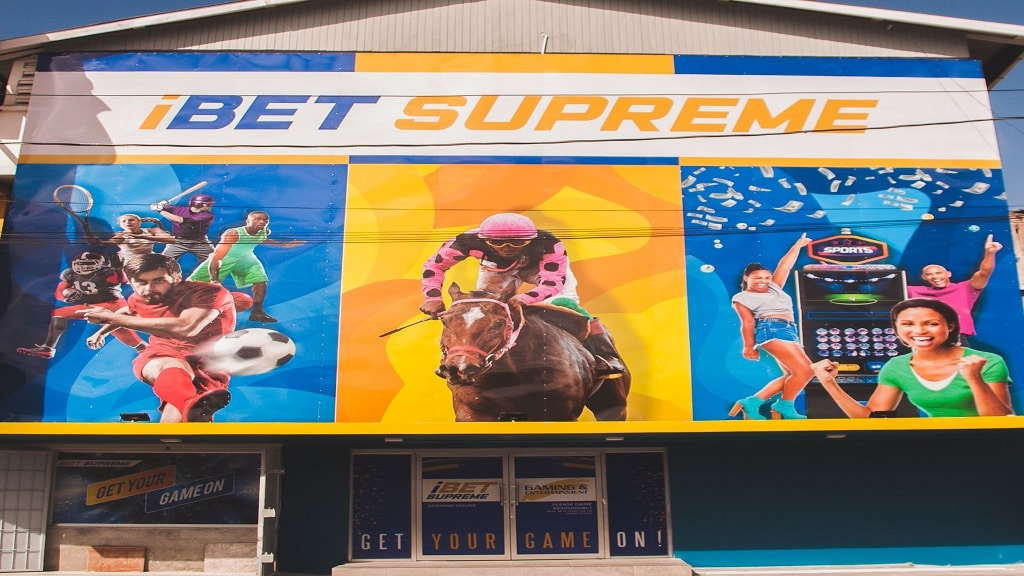Supreme ventures betting programme canal plus different types of crypto currency mining